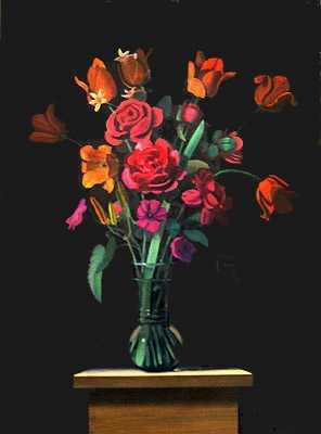 Baroque Flowers #3. Artist:Neil Christensen ...
